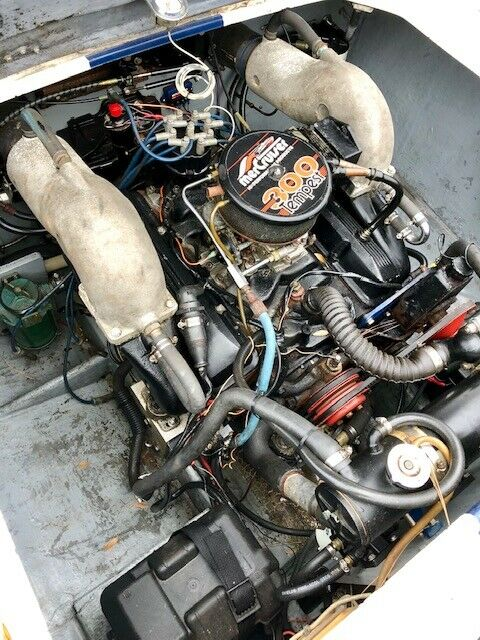 Used Tires Savannah Ga >> 22' Donzi Classic 383 Lunati Bravo X Aluminum Trailer for ...