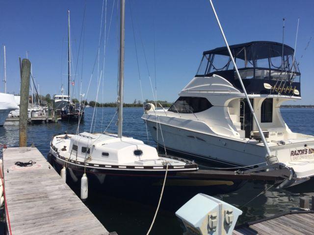 vanguard 470 sailboat for sale