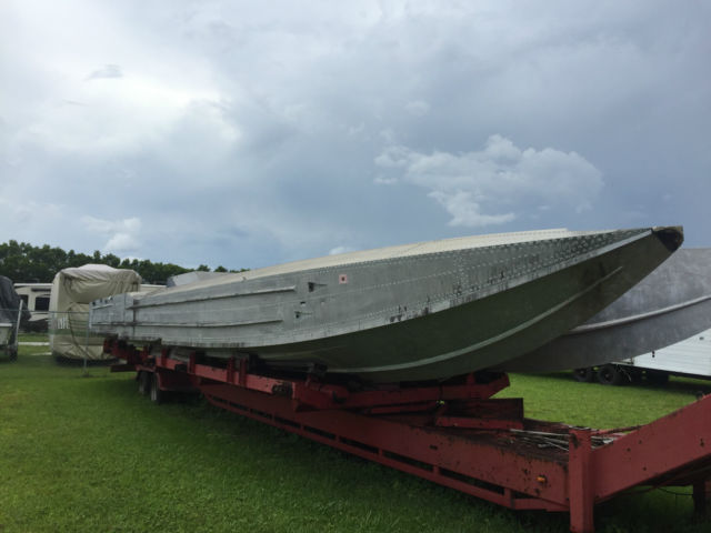 50 foot cougar CATAMARAN ALUMINUM RACE BOAT HULL POPEYES Eirc's Reality SKEETER for sale in Fort ...