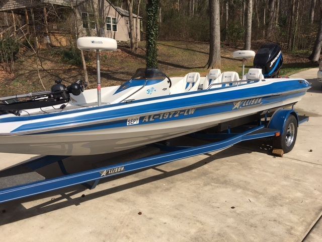 allison bass boat for sale in Trinity, Alabama, United States