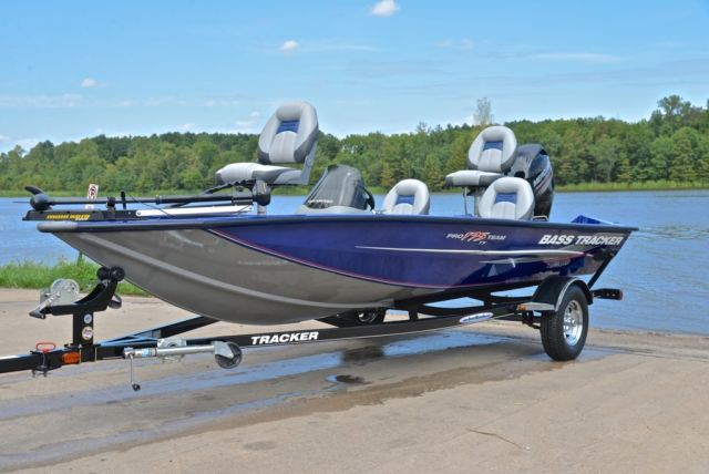 Bass Pro Tracker Pro 175 TF Boat for sale in Spring Branch ...
