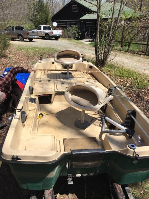 Basstender Pond Boat For Sale In Gallatin, Tennessee