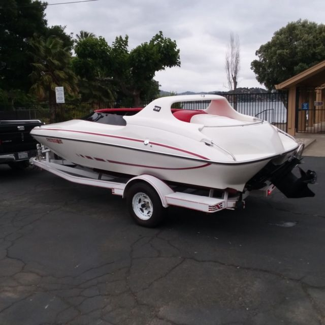 boats 1990 GLASTRON CARLSON CSS 19+FREE JETSKI for sale in ...