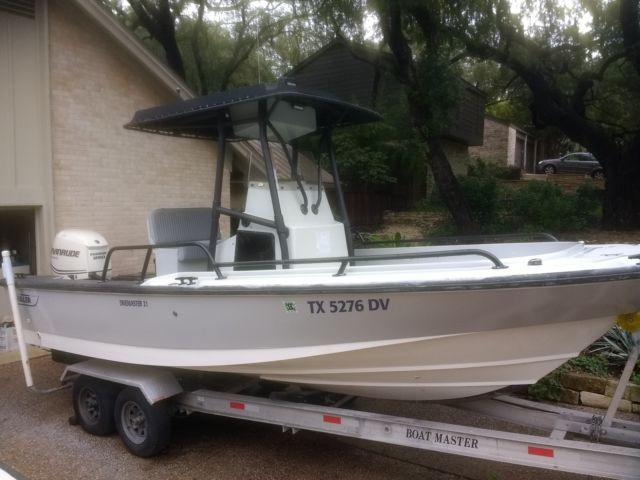 Boston Whaler Outrage Justice 21 for sale in Austin, Texas, United