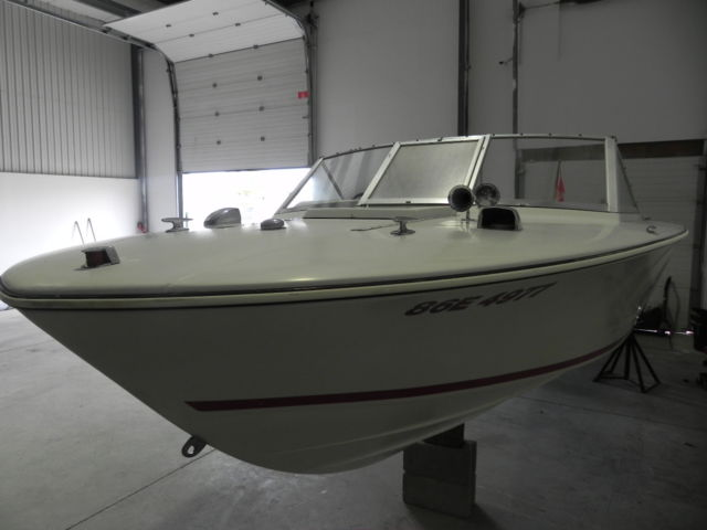 Chris Craft 1969 Lancer Launch Rare Clean Fresh Water For