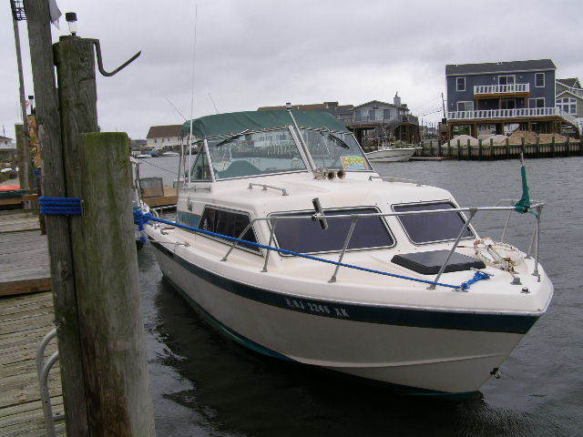 Chris Craft 1983 251 Catalina For Sale In Tuckerton New