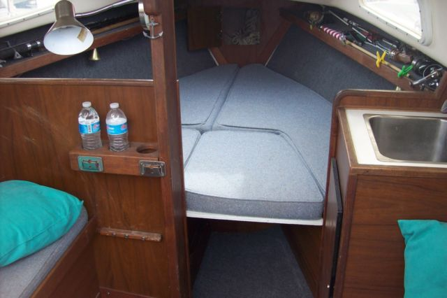 CLIPPER MARINE 23 TWIN KEELS SAILBOAT for sale in Lake Havasu City