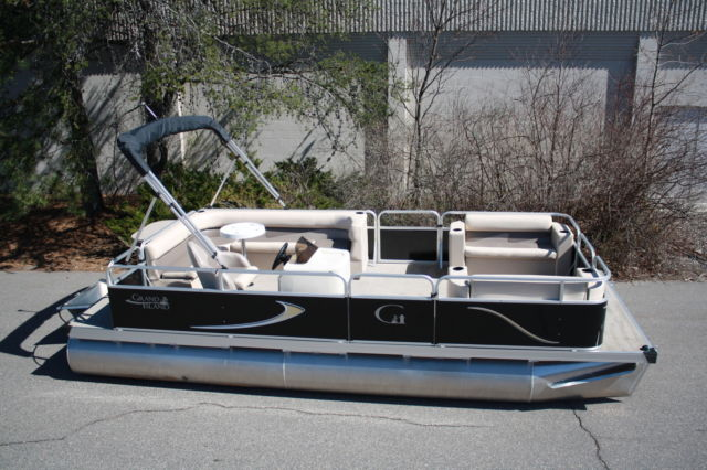 Factory Direct 20 Ft Pontoon Boat New 20 Ft Grand Island G