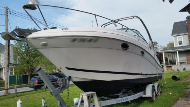 for sale luxury power cabin cruiser 2007 four winns