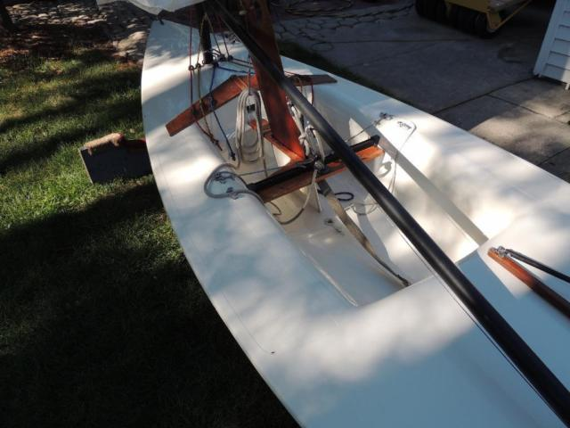 Force 5 Competition Sailboat (Laser class) Built by AMF ...