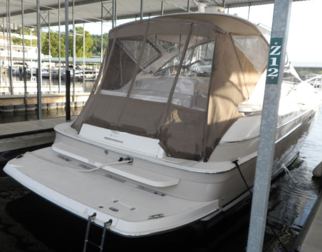 Fresh Water Regal 4460 Commodore Hardtop Bow Thruster