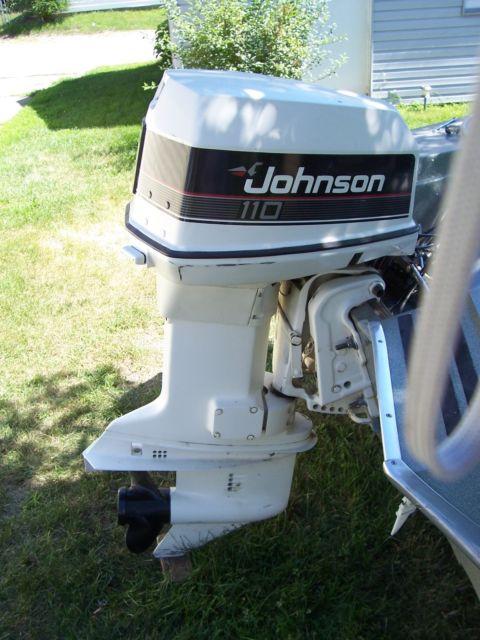 Glastron Carlson Cv16 1976 Outboard 110 Hp Johnson Boat