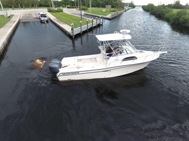 Grady White 282 Sailfish for sale in Cape Coral, Florida, United States