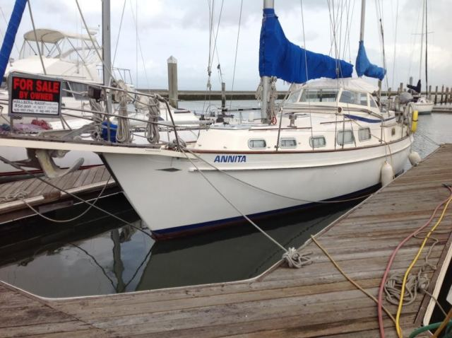 Hallberg Rassy 41 Ketch 1975 Blue Water Sail Boat For Sale