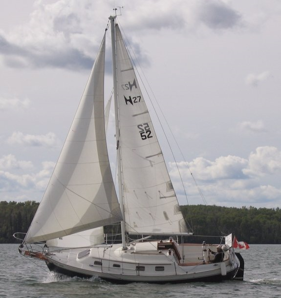 26 Photos 31 Reviews: 1984 27'-31' Cutter Rig Sailboat For Sale