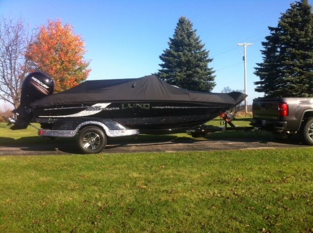 Lund 2015 186 Tyee GL Sport Black/Silver for sale in Ravenna