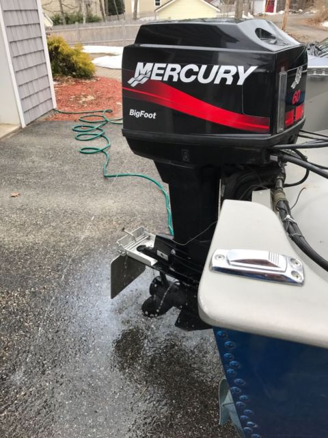 Used Tires Portland >> Lund Explorer 1650 with Mercury 60 HP BigFoot 2 Stroke for ...