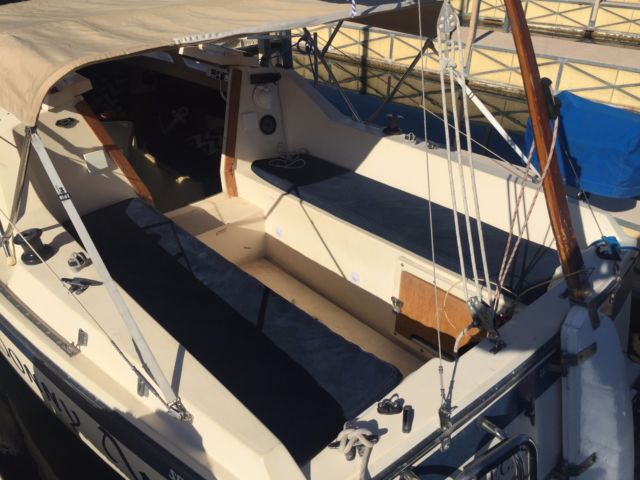 North American Spirit 23 Sailboat For Sale In Las Vegas