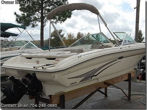 Sea Ray 182 Bow Rider Boat For Sale In Indianapolis