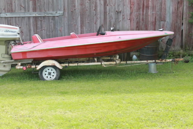 speed boat GW Invader drag&ski for sale in Noblesville, Indiana