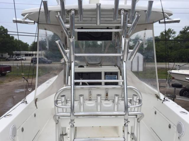 Used 2007 Blue Water 2850 31 Ft Offshore Fishing Boat For