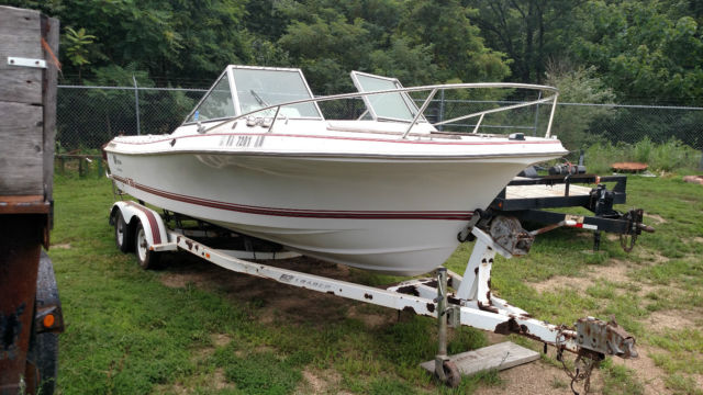 Wellcraft v20 boat for sale in rocky ridge maryland for Outboard motors for sale maryland