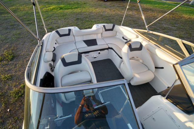 Yamaha SX 192 JET BOAT wake SEADOO sea doo SEA RAY bowrider