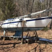 Seaworthy 8 3 Quot Rubber Inflatable Dingy For Sale In